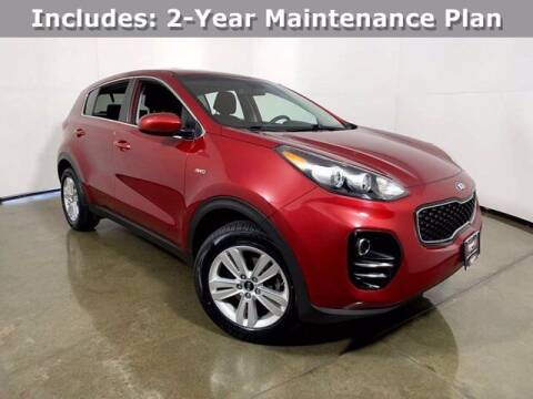 2017 Kia Sportage for sale at Smart Budget Cars in Madison WI