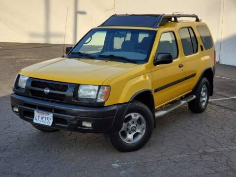 2001 Nissan Xterra for sale at Gold Coast Motors in Lemon Grove CA