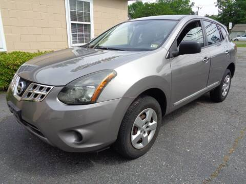 2011 Nissan Rogue for sale at Liberty Motors in Chesapeake VA