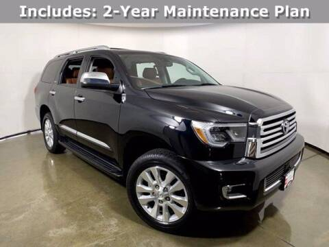 2018 Toyota Sequoia for sale at Smart Budget Cars in Madison WI