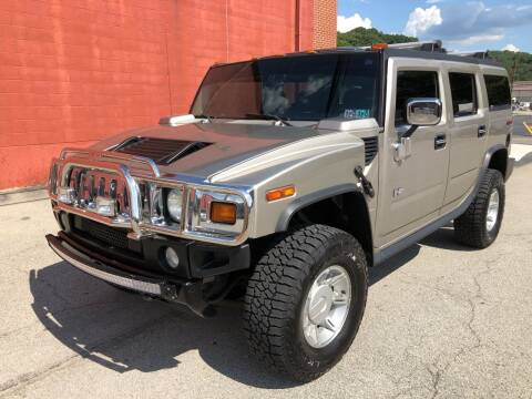 2004 HUMMER H2 for sale at ELIZABETH AUTO SALES in Elizabeth PA