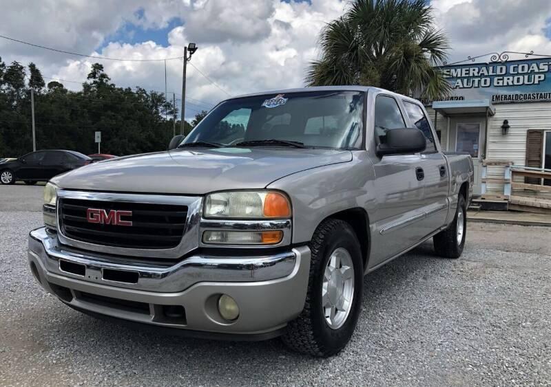 2005 GMC Sierra 1500 for sale at Emerald Coast Auto Group LLC in Pensacola FL
