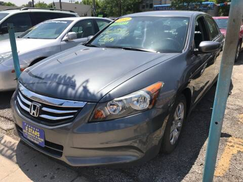 2012 Honda Accord for sale at 5 Stars Auto Service and Sales in Chicago IL