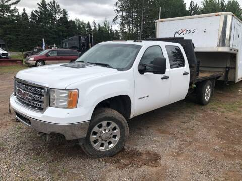 2012 GMC Sierra 2500HD for sale at Al's Auto Inc. in Bruce Crossing MI