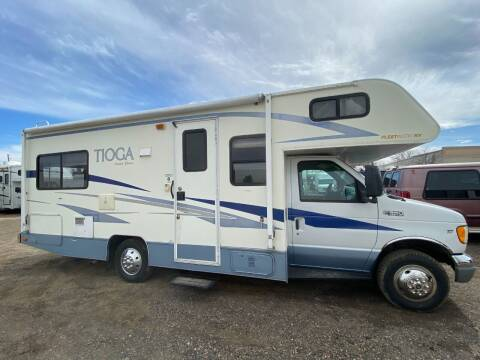 2001 Fleetwood TIOGA for sale at NOCO RV Sales in Loveland CO