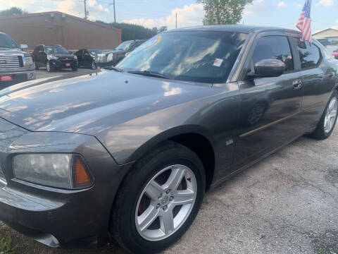 2010 Dodge Charger for sale at FAIR DEAL AUTO SALES INC in Houston TX