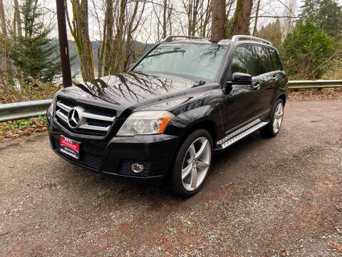 2010 Mercedes-Benz GLK for sale at Maharaja Motors in Seattle WA