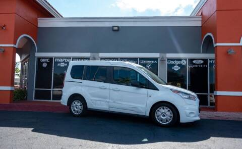2016 Ford Transit Connect Wagon for sale at Car Depot in Miramar FL