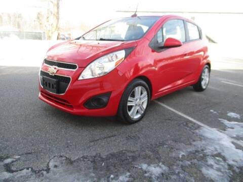 2013 Chevrolet Spark for sale at Route 16 Auto Brokers in Woburn MA