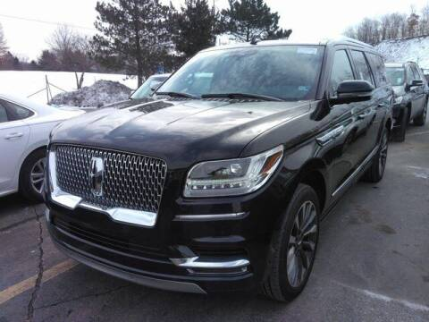 2020 Lincoln Navigator L for sale at Tim Short Auto Mall in Corbin KY