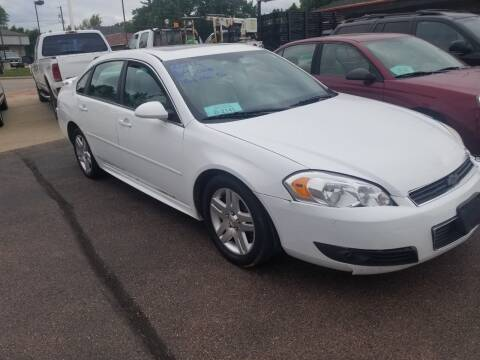 2010 Chevrolet Impala for sale at Geareys Auto Sales of Sioux Falls, LLC in Sioux Falls SD