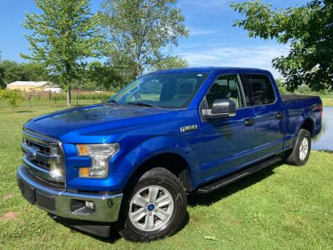 2017 Ford F-150 for sale at K2 Autos in Holland MI