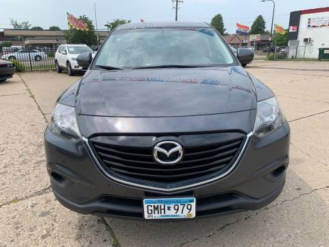 2015 Mazda CX-9 for sale at Minuteman Auto Sales in Saint Paul MN