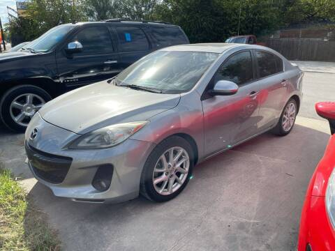 2012 Mazda MAZDA3 for sale at Lemanz Motors in San Antonio TX