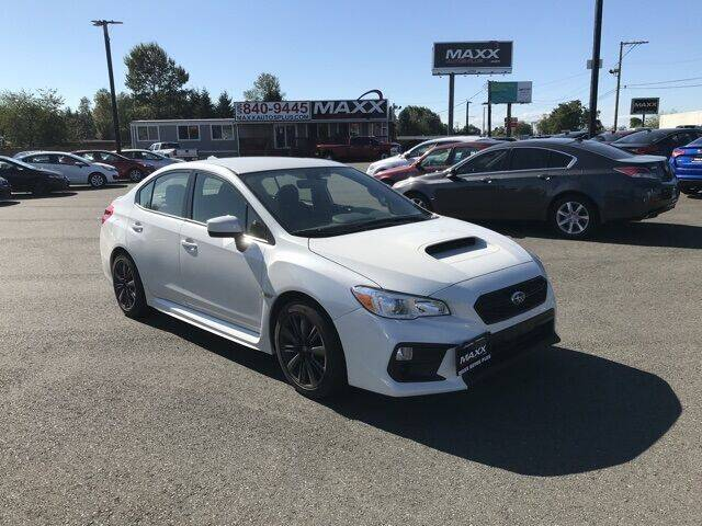 2018 Subaru WRX for sale at Maxx Autos Plus in Puyallup WA