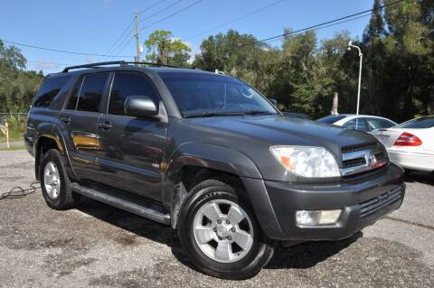 2005 Toyota 4Runner for sale at Elite Motorcar, LLC in Deland FL