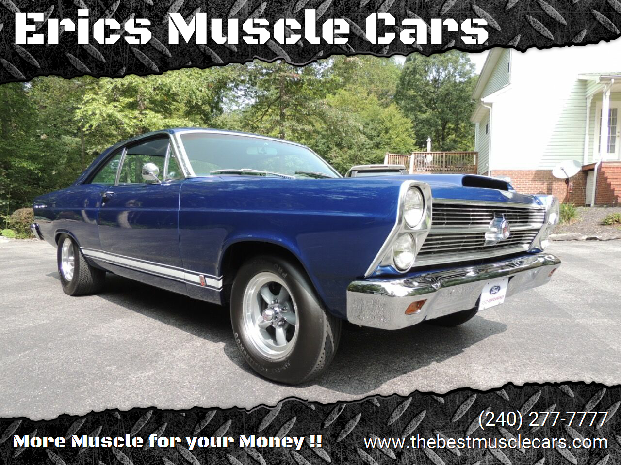 1966 Ford Fairlane GTA