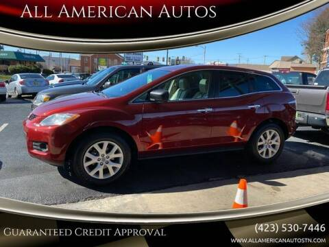 2008 Mazda CX-7 for sale at All American Autos in Kingsport TN