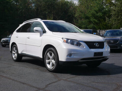 2011 Lexus RX 350 for sale at Canton Auto Exchange in Canton CT