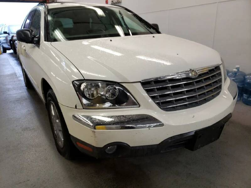 2006 Chrysler Pacifica for sale at Glory Auto Sales LTD in Reynoldsburg OH