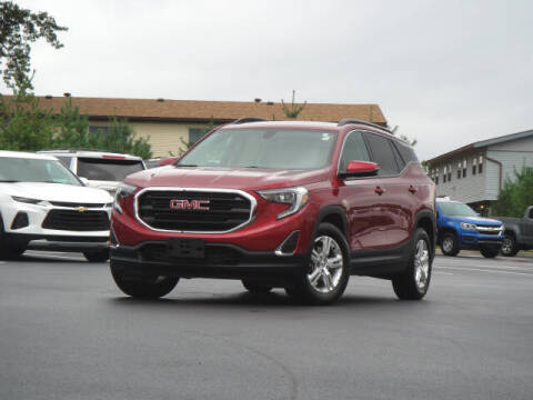 2018 GMC Terrain for sale at Jack Schmitt Chevrolet Wood River in Wood River IL