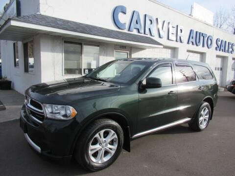 2011 Dodge Durango for sale at Carver Auto Sales in Saint Paul MN