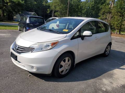 2014 Nissan Versa Note for sale at Tri State Auto Brokers LLC in Fuquay Varina NC