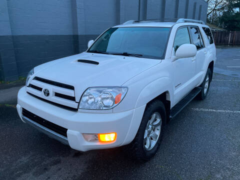 2005 Toyota 4Runner for sale at APX Auto Brokers in Lynnwood WA
