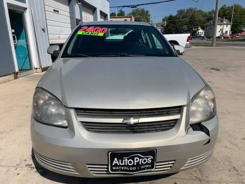 2009 Chevrolet Cobalt for sale at AutoPros - Waterloo in Waterloo IA