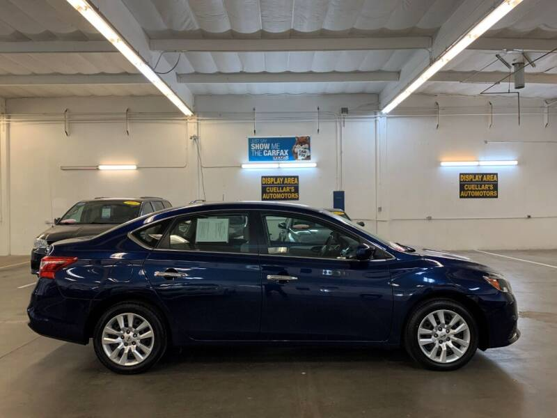 2016 Nissan Sentra for sale at Cuellars Automotive in Sacramento CA