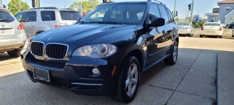 2008 BMW X5 for sale at LOT 51 AUTO SALES in Madison WI