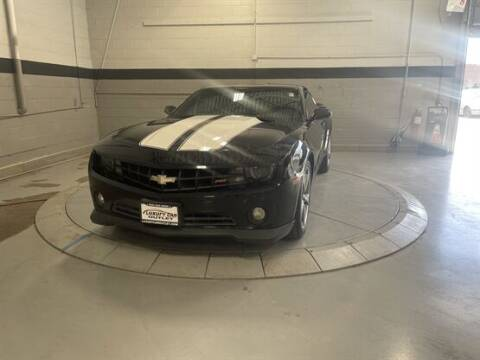 2013 Chevrolet Camaro for sale at Luxury Car Outlet in West Chicago IL