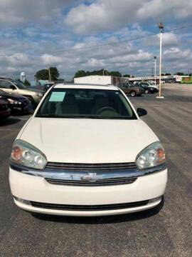 2004 Chevrolet Malibu for sale at BP Auto Finders in Durham NC