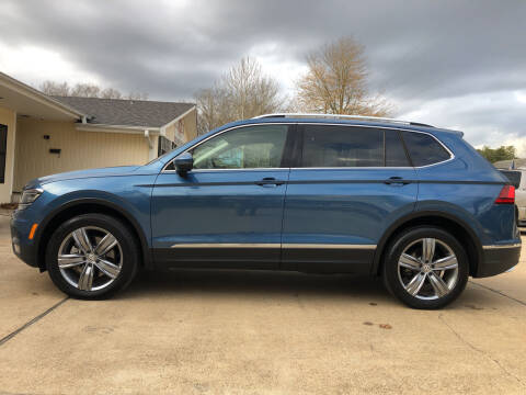 2019 Volkswagen Tiguan for sale at H3 Auto Group in Huntsville TX