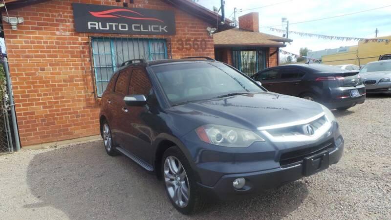 2007 Acura RDX for sale at Auto Click in Tucson AZ