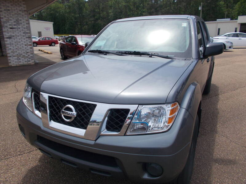 2021 Nissan Frontier for sale at Howell Buick GMC Nissan - New Nissan in Summit MS