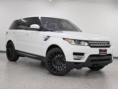 2017 Land Rover Range Rover Sport for sale at Vanderhall of Hickory Hills in Hickory Hills IL