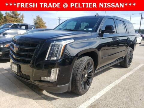 2018 Cadillac Escalade for sale at TEX TYLER Autos Cars Trucks SUV Sales in Tyler TX