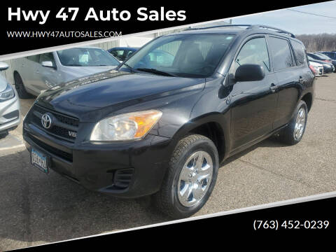 2009 Toyota RAV4 for sale at Hwy 47 Auto Sales in Saint Francis MN