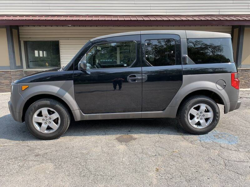 2003 Honda Element for sale at Settle Auto Sales TAYLOR ST. in Fort Wayne IN