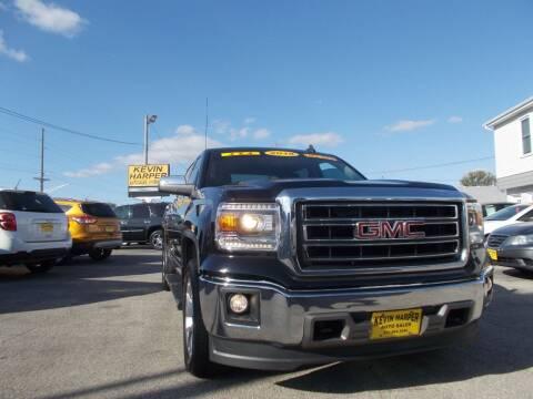 2015 GMC Sierra 1500 for sale at Kevin Harper Auto Sales in Mount Zion IL