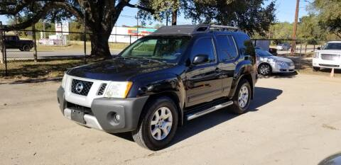 2010 Nissan Xterra for sale at STX Auto Group in San Antonio TX