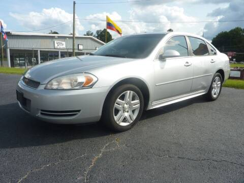 2014 Chevrolet Impala Limited for sale at Roswell Auto Imports in Austell GA