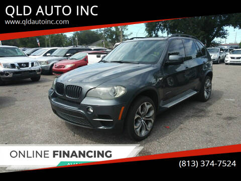 2011 BMW X5 for sale at QLD AUTO INC in Tampa FL
