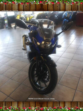 2020 Suzuki GSX-250R for sale at Suzuki of Tulsa in Tulsa OK