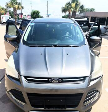 2014 Ford Escape for sale at Car Ex Auto Sales in Houston TX