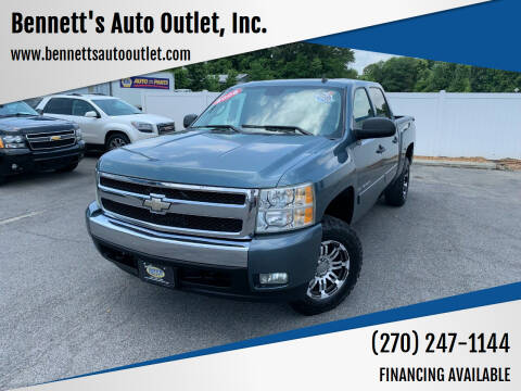 2008 Chevrolet Silverado 1500 for sale at Bennett's Auto Outlet, Inc. in Mayfield KY