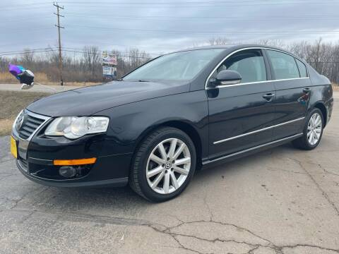 2010 Volkswagen Passat for sale at Sunshine Auto Sales in Menasha WI