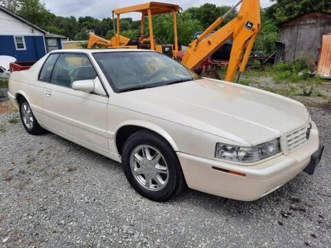2000 Cadillac Eldorado for sale at Rocket Center Auto Sales in Mount Carmel TN