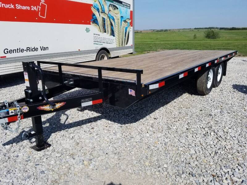 2019 H&H H10218HDL-140 for sale at Wheel - N - Deal Auto Sales Inc in Fairbury NE